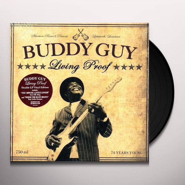 Buddy Guy LIVING PROOF Vinyl Record