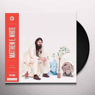 Matthew E. White BIG INNER Vinyl Record
