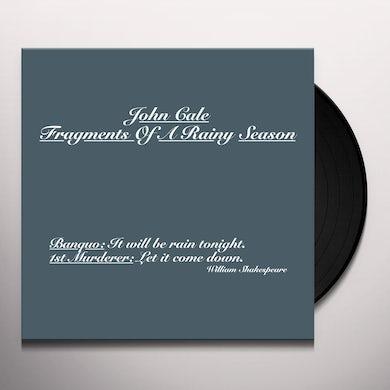 John Cale FRAGMENTS OF A RAINY SEASON Vinyl Record