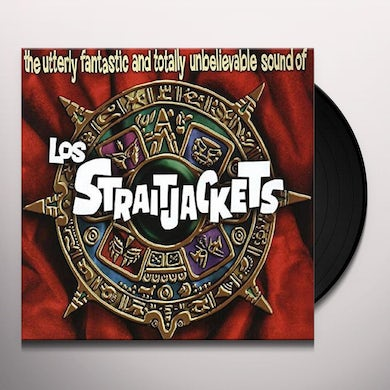 Utterly fantastic & totally unbelievable sounds of los straitjackets Vinyl Record