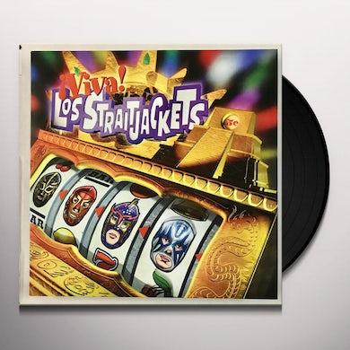 VIVA LOS STRAITJACKETS Vinyl Record