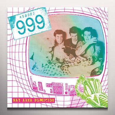 999 BAY AREA HOMICIDE Vinyl Record