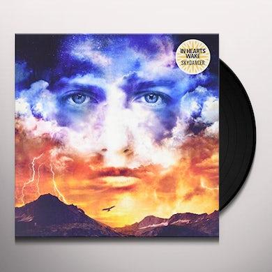 In Hearts Wake SKYDANCER (CLEAR YELLOW VINYL) Vinyl Record