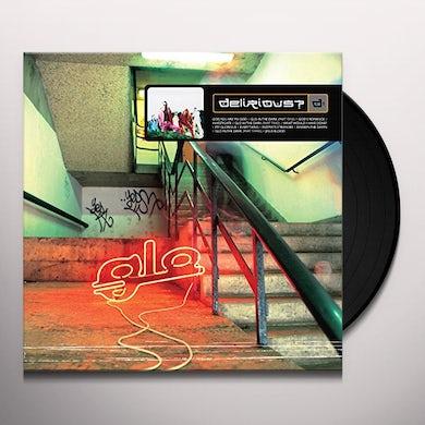Delirious GLO Vinyl Record