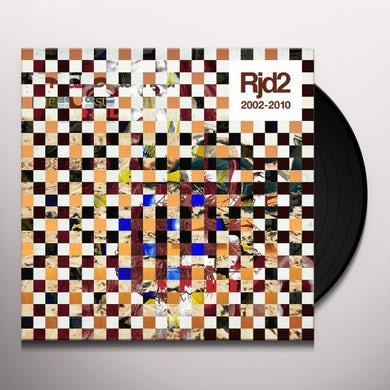 Rjd2 2002-2010 Vinyl Record