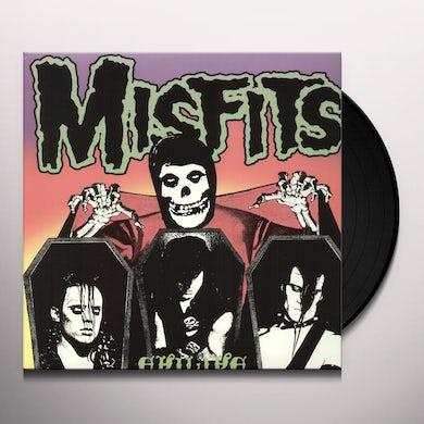 The Misfits EVILIVE Vinyl Record