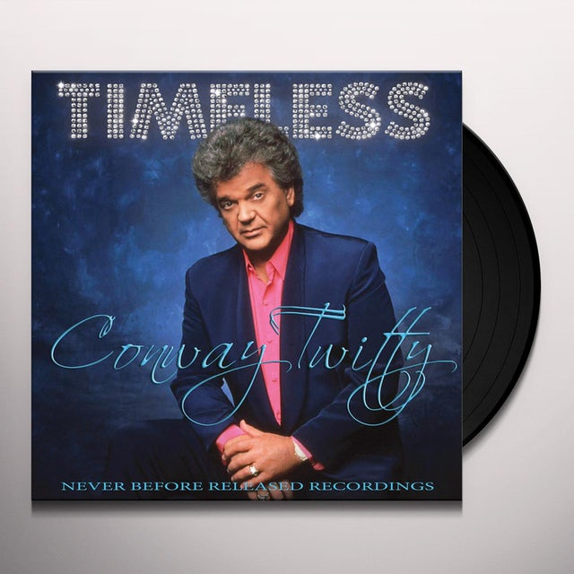 Conway Twitty TIMELESS Vinyl Record
