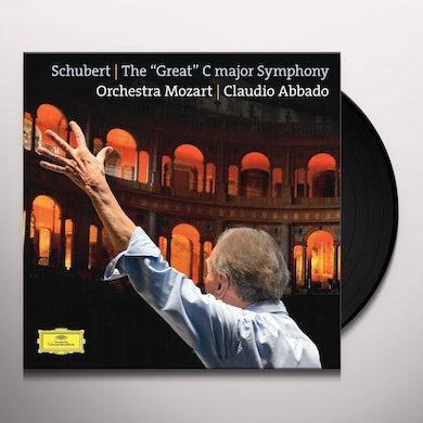 SCHUBERT GREAT C MAJOR SYMPHONY D 944 Vinyl Record