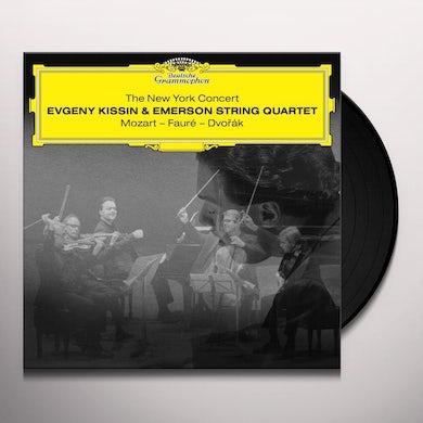 Evgeny Kissin New York Concert: Mozart/Faure/Dvorak Vinyl Record