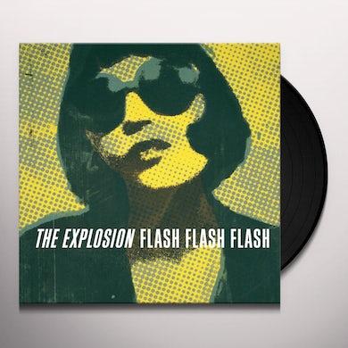 The Explosion Flash Flash Flash (Clear Vinyl) Vinyl Record