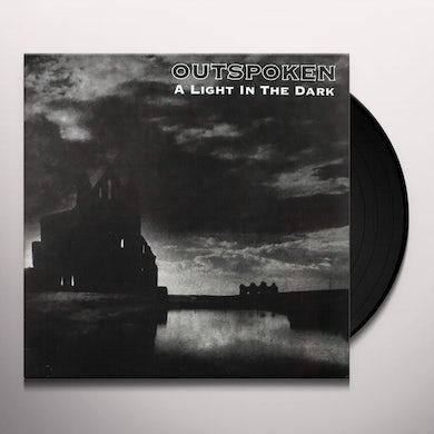 Outspoken A LIGHT IN THE DARK Vinyl Record