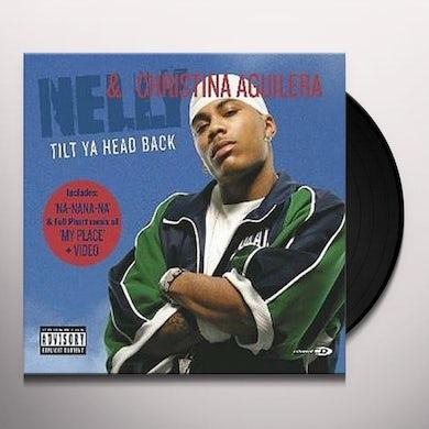 Nelly (Ft Christina Aguilera) TILT YA HEAD BACK Vinyl Record