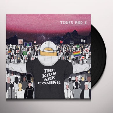 Tones And I KIDS ARE COMING Vinyl Record