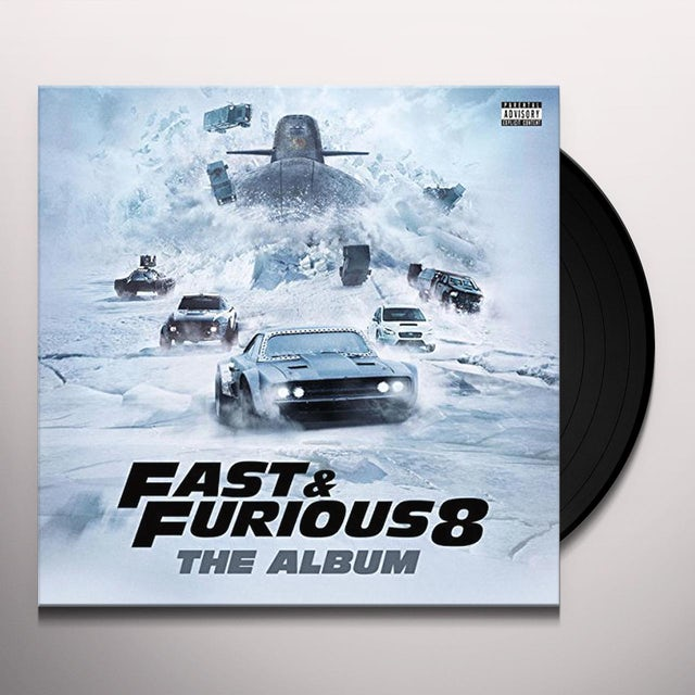 Fate Of The Furious: The Album / O.S.T.