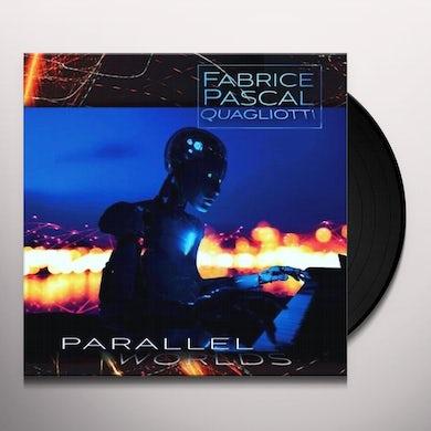 Fabrice Pascal Quagliotti PARALLEL WORLDS Vinyl Record