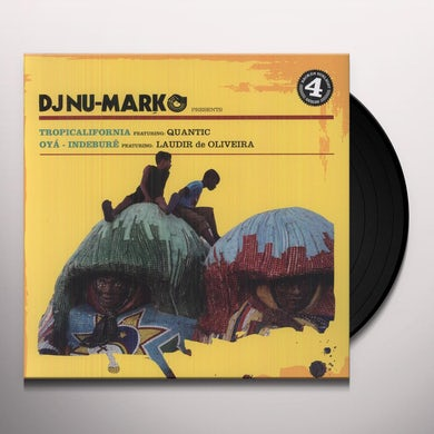 Dj Nu-Mark BROKEN SUNLIGHT 4 Vinyl Record