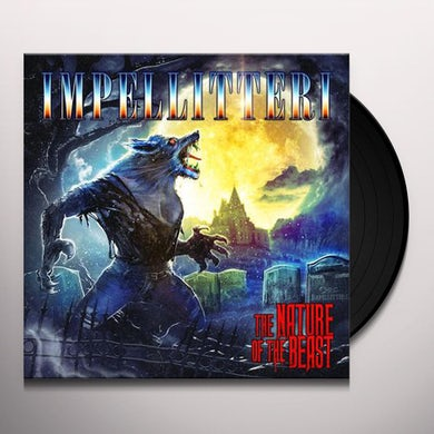 Nature Of The Beast Vinyl Record
