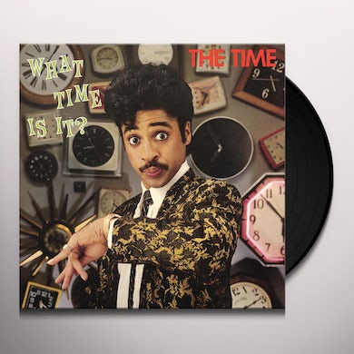 WHAT TIME IS IT Vinyl Record