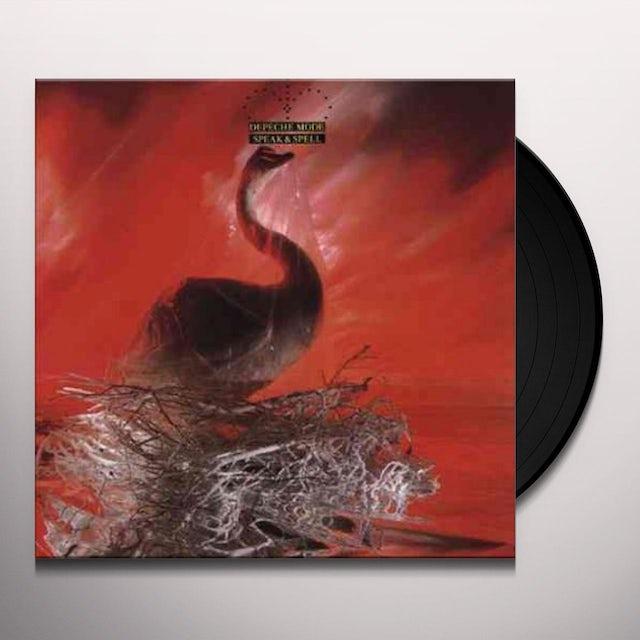 Depeche Mode SPEAK & SPELL Vinyl Record