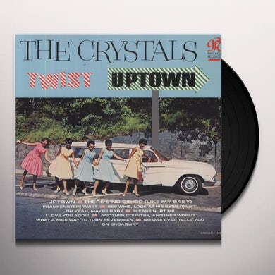 TWIST UPTOWN Vinyl Record