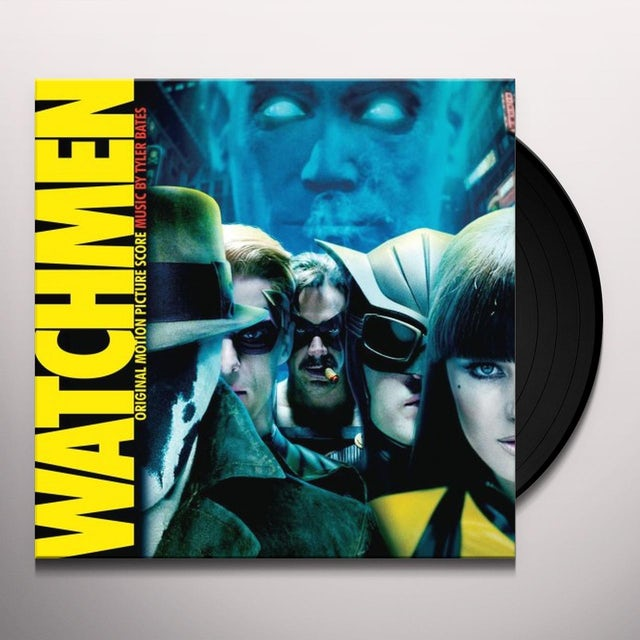 WATCHMEN (SCORE) / O.S.T. Vinyl Record - 180 Gram Pressing