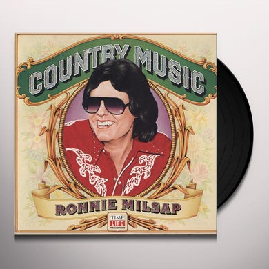 Ronnie Milsap COUNTRY MUSIC Vinyl Record