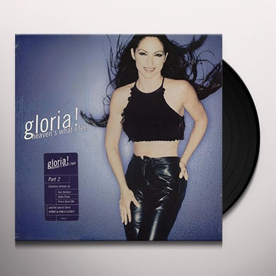 Gloria Estefan HEAVEN'S WHAT I FEEL (X4) Vinyl Record