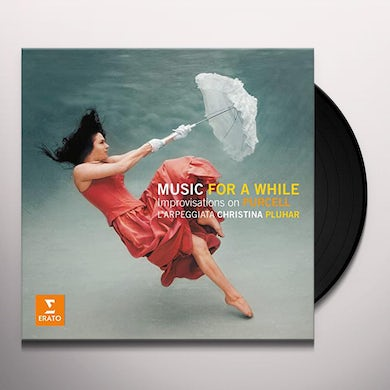 MUSIC FOR A WHILE: IMPROVISATION ON PURCELL Vinyl Record