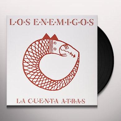ENEMIGOS LA CUENTA ATRAS Vinyl Record