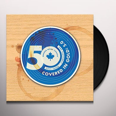 Covered In Gold 5.0 / Various Vinyl Record