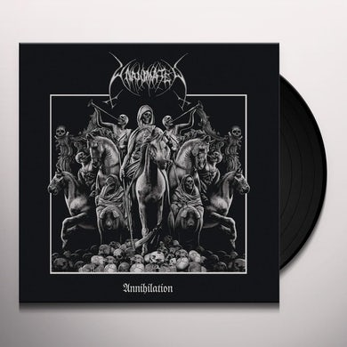 ANNIHILATION Vinyl Record