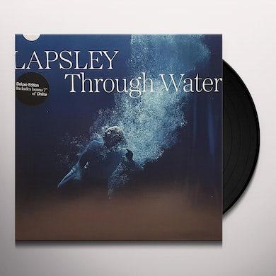 Lapsley THROUGH WATER Vinyl Record