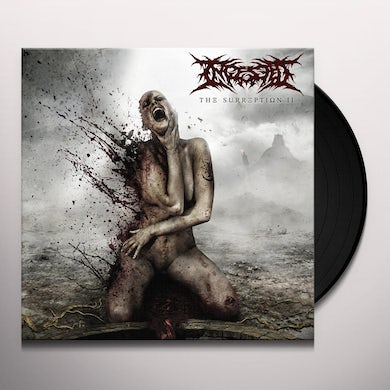 INGESTED The Surreption Vinyl Record