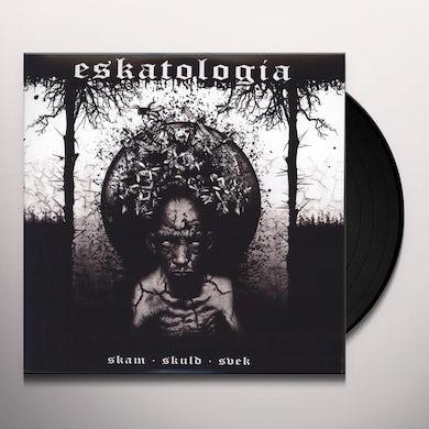 Eskatologia SKAM SKULD SVEK Vinyl Record