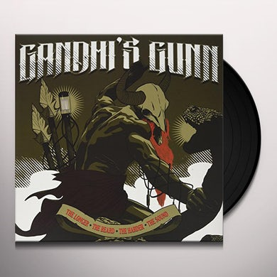 Gandhi'S Gunn LONGER THE BEARD Vinyl Record
