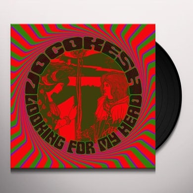 Vocokesh LOOKING FOR MY HEAD Vinyl Record