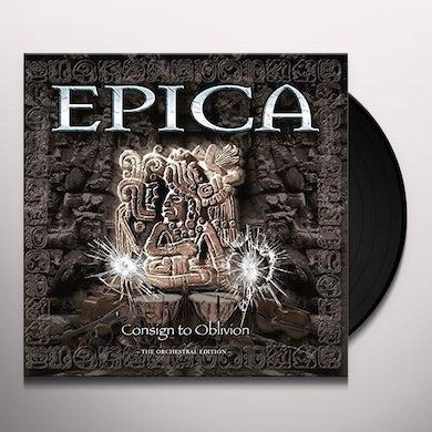 Epica CONSIGN TO OBLIVION: ORCHESTRAL EDITION Vinyl Record