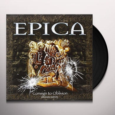 Epica CONSIGN TO OBLIVION - EXPANDED EDITION Vinyl Record