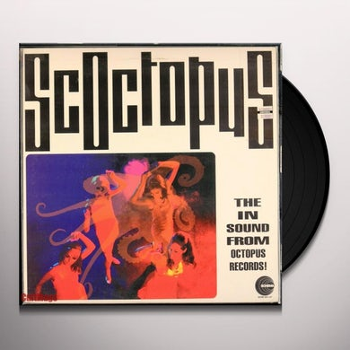 SCOCTOPUS IN SOUND FROM OCTOPUS RE Vinyl Record