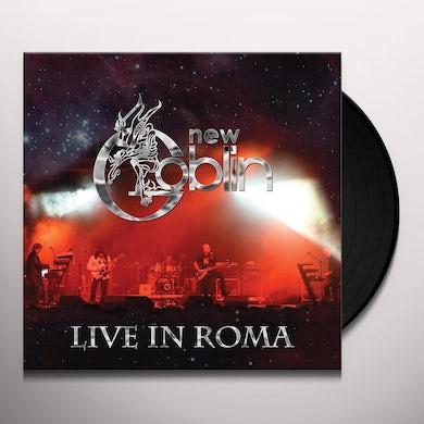 New Goblin LIVE IN ROMA Vinyl Record
