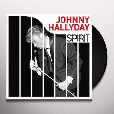 SPIRIT OF JOHNNY HALLYDAY Vinyl Record