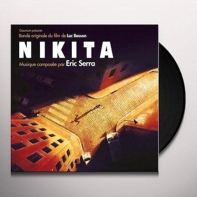 Eric Serra NIKITA / Original Soundtrack Vinyl Record