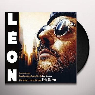 Eric Serra LEON / Original Soundtrack Vinyl Record