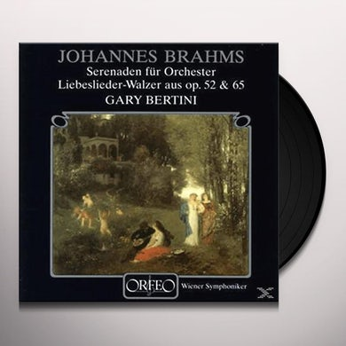 Sieghard / Wiener Symphoniker / Bertini SERENADEN FUR ORCHESTRA Vinyl Record