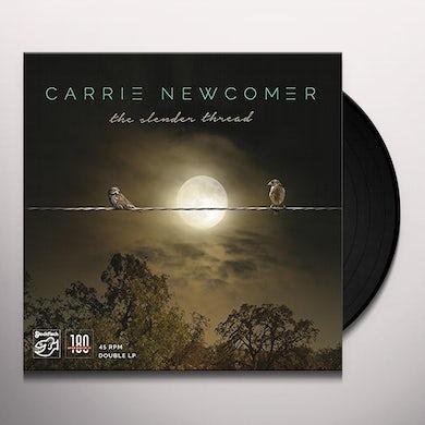 Carrie Newcomer SLENDER THREAD Vinyl Record