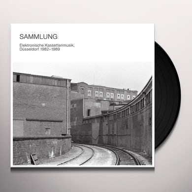 SAMMLUNG: ELEKTRONISCHE KASSETTENMUSIK / VARIOUS Vinyl Record