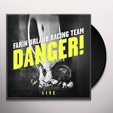 FARIN URLAUB RACING TEAM DANGER Vinyl Record