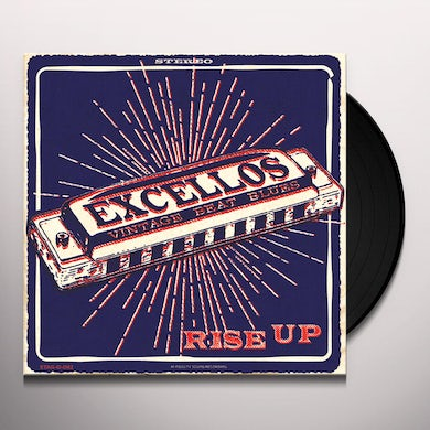 EXCELLOS RISE UP Vinyl Record