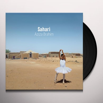 Aziza Brahim SAHARI Vinyl Record
