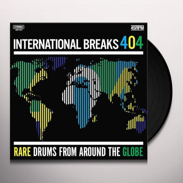 INTERNATIONAL BREAKS 4 / VARIOUS